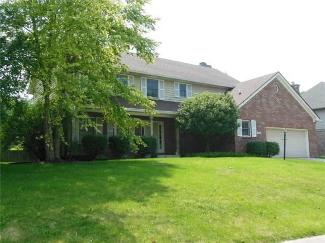 8740 Bay Pointe Circle, Indianapolis, IN 46236 (MLS #21501845) :: The Evelo Team