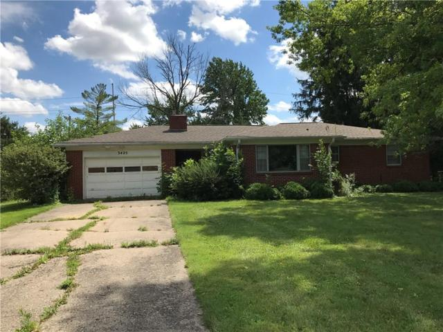 3425 W 57th Street, Indianapolis, IN 46228 (MLS #21501850) :: The Gutting Group LLC