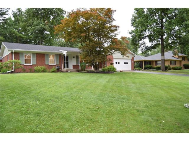 9336 Crestview Drive, Indianapolis, IN 46240 (MLS #21501881) :: The Evelo Team