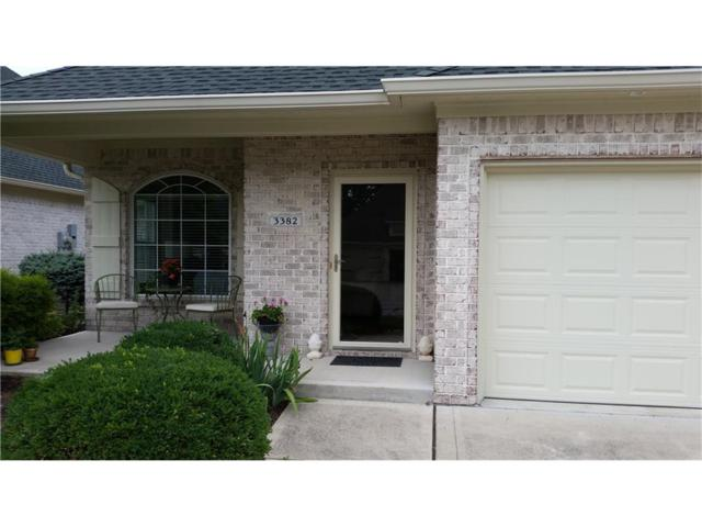 3382 E Nottinghill Drive, Plainfield, IN 46168 (MLS #21501884) :: The Evelo Team