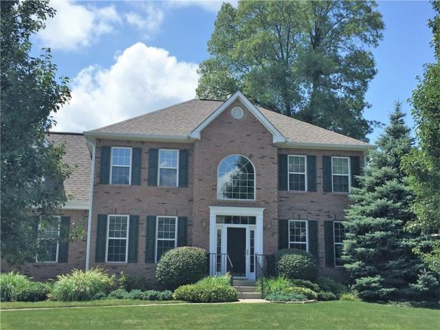 10167 Watkins Court, Indianapolis, IN 46234 (MLS #21501922) :: The Gutting Group LLC