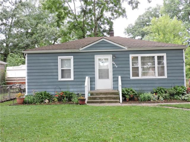 4420 N Mitchner Avenue, Indianapolis, IN 46226 (MLS #21501923) :: The Gutting Group LLC