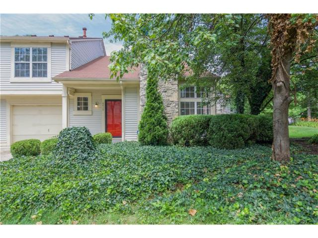6420 Bayside Way, Indianapolis, IN 46250 (MLS #21501928) :: The Gutting Group LLC