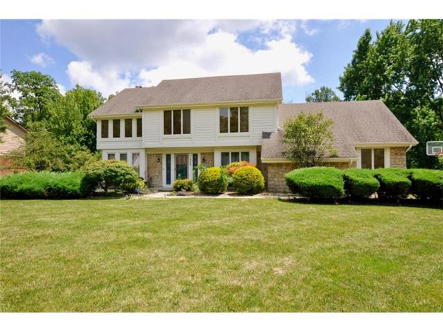 9003 Fathom Crest, Indianapolis, IN 46256 (MLS #21502131) :: The Gutting Group LLC