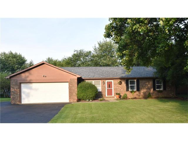 13255 San Vincente Boulevard, Fishers, IN 46038 (MLS #21502140) :: The Gutting Group LLC