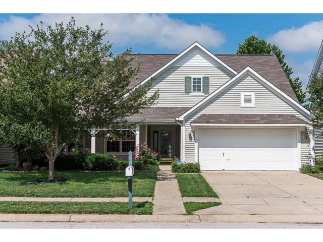 6332 Twin Creeks Drive, Indianapolis, IN 46268 (MLS #21502147) :: The Gutting Group LLC