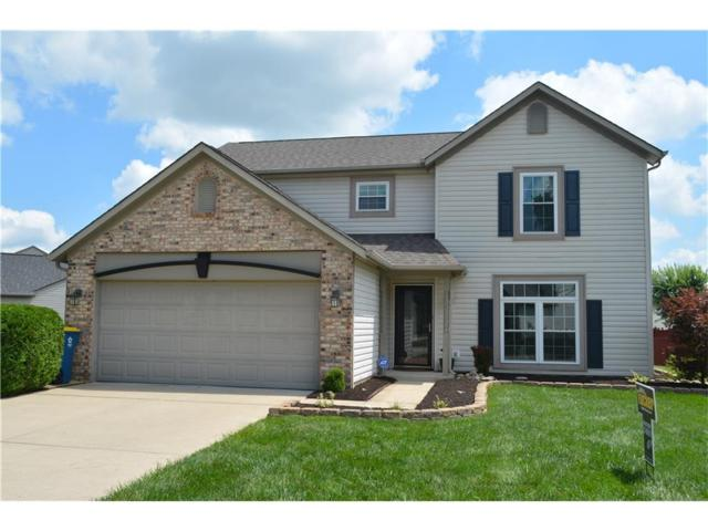 9919 Fountain Cove Drive, Indianapolis, IN 46236 (MLS #21502180) :: The Evelo Team