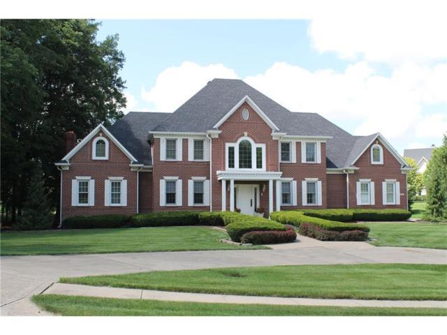 4956 Waterside Circle, Carmel, IN 46033 (MLS #21502182) :: The Gutting Group LLC