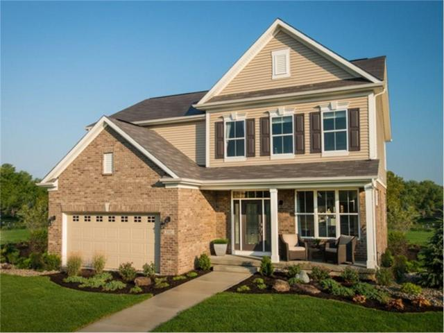 5049 Macaferty Street, Plainfield, IN 46168 (MLS #21502192) :: The Evelo Team