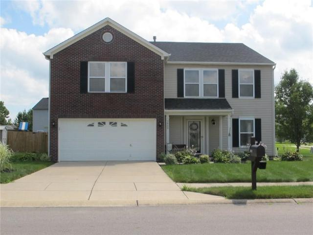 1403 Jasmine Drive, Greenfield, IN 46140 (MLS #21502210) :: The Gutting Group LLC