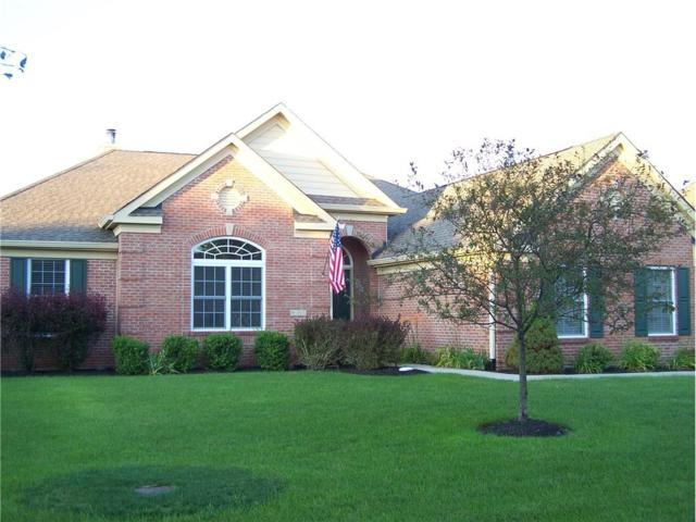 9134 Forest Willow Drive, Indianapolis, IN 46234 (MLS #21502212) :: The Gutting Group LLC