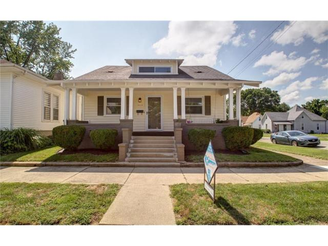 223 Saint Mary Street, Shelbyville, IN 46176 (MLS #21502215) :: The Gutting Group LLC