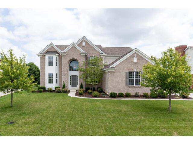 4669 Pebblepointe Pass, Zionsville, IN 46077 (MLS #21502233) :: The Evelo Team