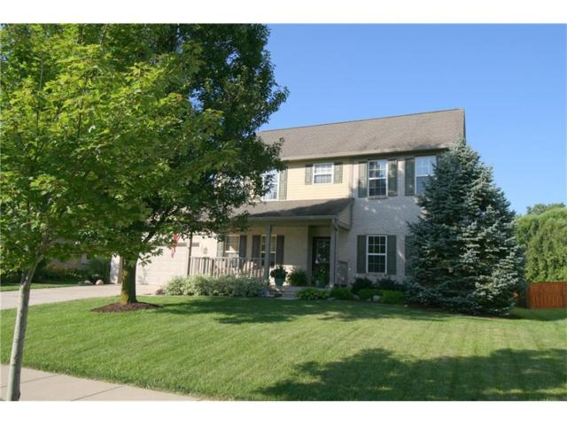 10148 Cheswick Lane, Fishers, IN 46037 (MLS #21502236) :: The Evelo Team