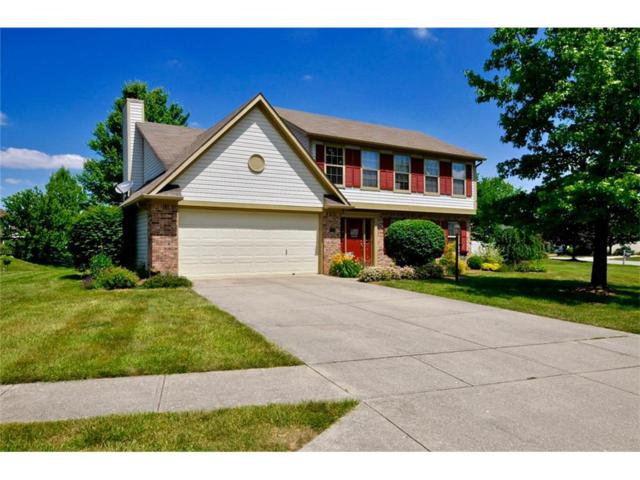 6646 Breckenridge Drive, Indianapolis, IN 46236 (MLS #21502307) :: The Evelo Team