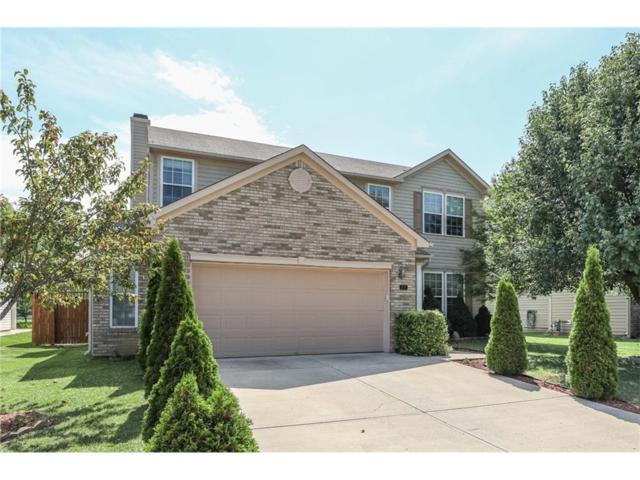 4137 Hennessey Drive, Plainfield, IN 46168 (MLS #21502348) :: The Evelo Team