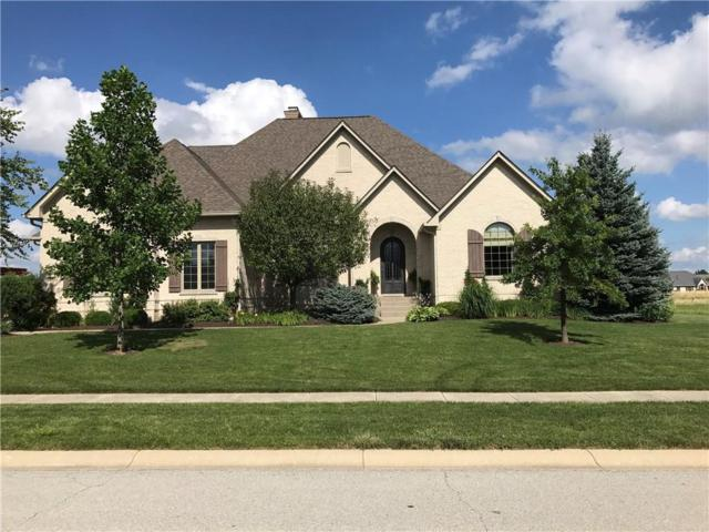 11435 Golden Bear Way, Noblesville, IN 46060 (MLS #21502369) :: The Gutting Group LLC