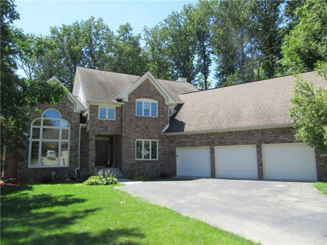 9016 Anchor Bay Drive, Indianapolis, IN 46236 (MLS #21502456) :: The Evelo Team