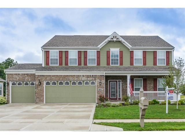 8847 Hornady Court, Indianapolis, IN 46239 (MLS #21502588) :: The Evelo Team