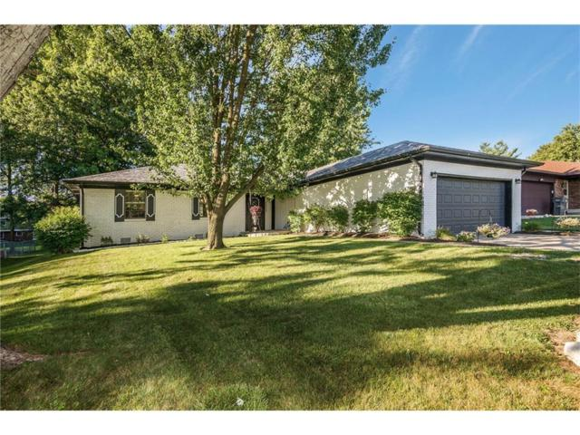 3222 Pinetop Court, Indianapolis, IN 46227 (MLS #21502593) :: The Evelo Team
