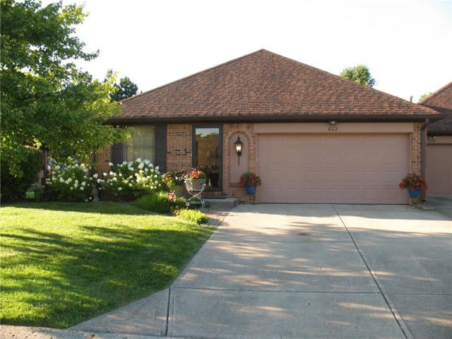 602 Eagle Crest Drive, Brownsburg, IN 46112 (MLS #21502691) :: The Evelo Team