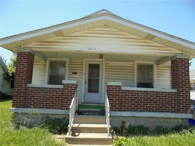 2823 Chase Street, Anderson, IN 46016 (MLS #21502702) :: The Evelo Team