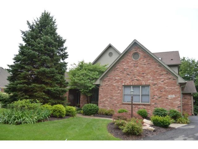 10522 Chestnut Hill Circle, Fishers, IN 46038 (MLS #21502776) :: The Evelo Team