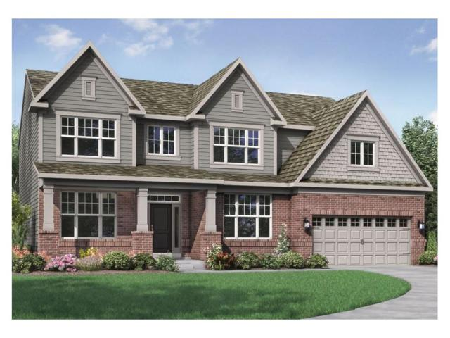 9697 Denrose Drive, Fortville, IN 46040 (MLS #21502807) :: RE/MAX Ability Plus