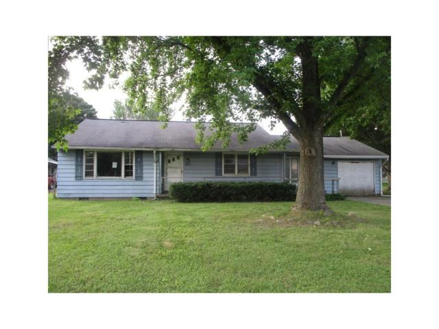 162 W 500 S, Anderson, IN 46013 (MLS #21502818) :: The Evelo Team
