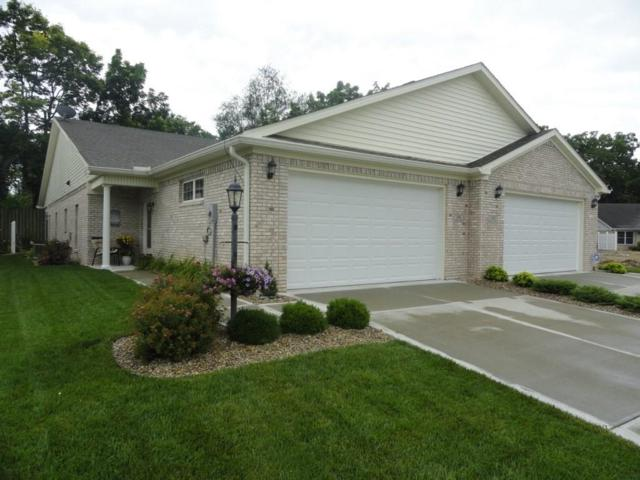 3391 Lukes Way, Greenwood, IN 46143 (MLS #21502836) :: The Evelo Team