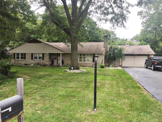 915 Sunset Drive, Anderson, IN 46011 (MLS #21502858) :: The Evelo Team