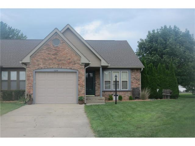 1034 Mustang Court, Franklin, IN 46131 (MLS #21502956) :: The Evelo Team
