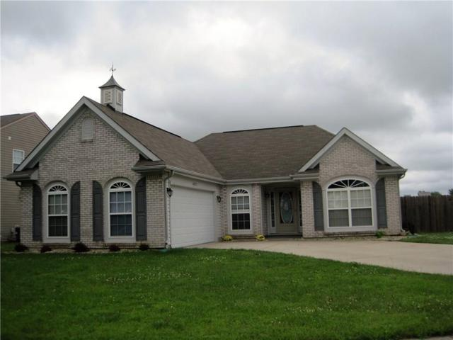 6371 Mckee Drive, Plainfield, IN 46168 (MLS #21502960) :: The Evelo Team
