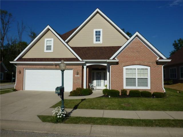 509 Oak Leaf Drive, Greencastle, IN 46135 (MLS #21503066) :: FC Tucker Company