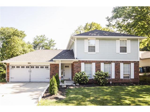 12020 Laurel Oaks Drive, Indianapolis, IN 46236 (MLS #21503536) :: Indy Scene Real Estate Team