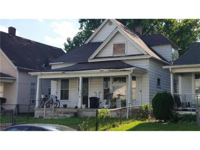 24 Neal Avenue, Indianapolis, IN 46222 (MLS #21503571) :: Indy Scene Real Estate Team