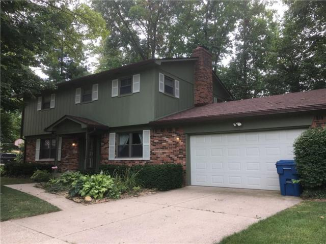 584 Watterson Court, Indianapolis, IN 46217 (MLS #21503808) :: Indy Scene Real Estate Team