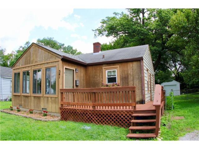 341 S Butler Avenue, Indianapolis, IN 46219 (MLS #21504034) :: Indy Scene Real Estate Team