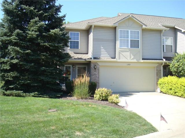 11285 Shoreview Circle, Indianapolis, IN 46236 (MLS #21504323) :: The ORR Home Selling Team