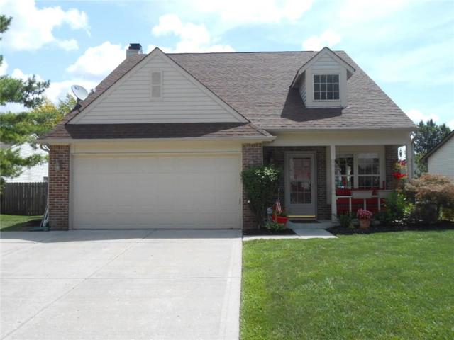 5537 Story Court, Indianapolis, IN 46221 (MLS #21504597) :: Len Wilson & Associates