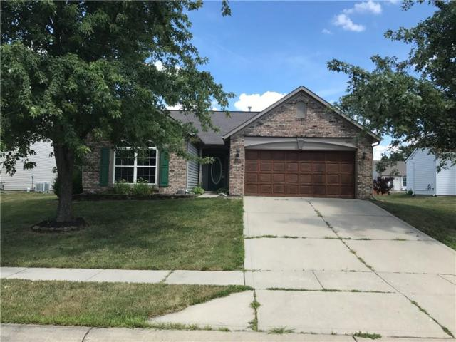 6290 E Rockhill Court, Camby, IN 46113 (MLS #21504719) :: Heard Real Estate Team