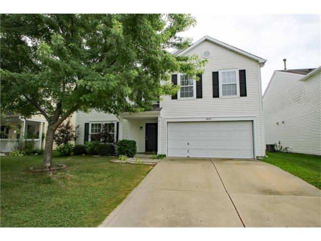 8827 Browns Valley Court, Camby, IN 46113 (MLS #21504982) :: Mike Price Realty Team - RE/MAX Centerstone