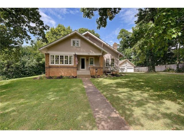 440 W Marion Street, Danville, IN 46122 (MLS #21505113) :: Mike Price Realty Team - RE/MAX Centerstone