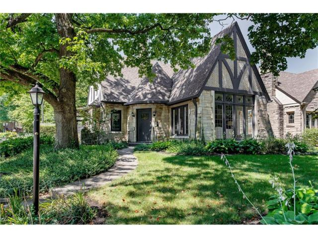 4702 N Illinois Street, Indianapolis, IN 46208 (MLS #21505226) :: Indy Scene Real Estate Team