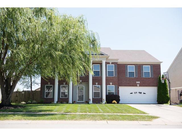 5683 N Rockingham Lane, Mc Cordsville, IN 46055 (MLS #21505256) :: RE/MAX Ability Plus