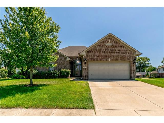 7339 Highpoint Circle, Indianapolis, IN 46259 (MLS #21505263) :: RE/MAX Ability Plus
