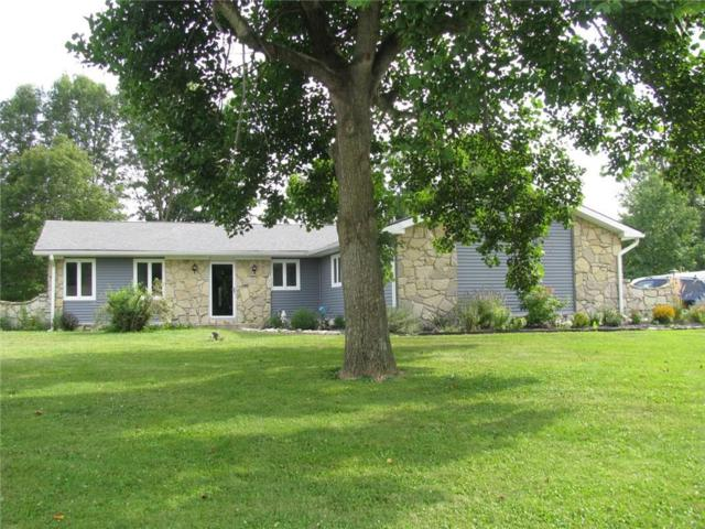 4583 Tattersall Drive, Plainfield, IN 46168 (MLS #21505353) :: Mike Price Realty Team - RE/MAX Centerstone