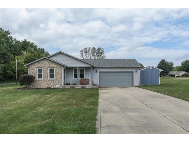 10020 N Jeffery Drive, Mooresville, IN 46158 (MLS #21505545) :: Mike Price Realty Team - RE/MAX Centerstone