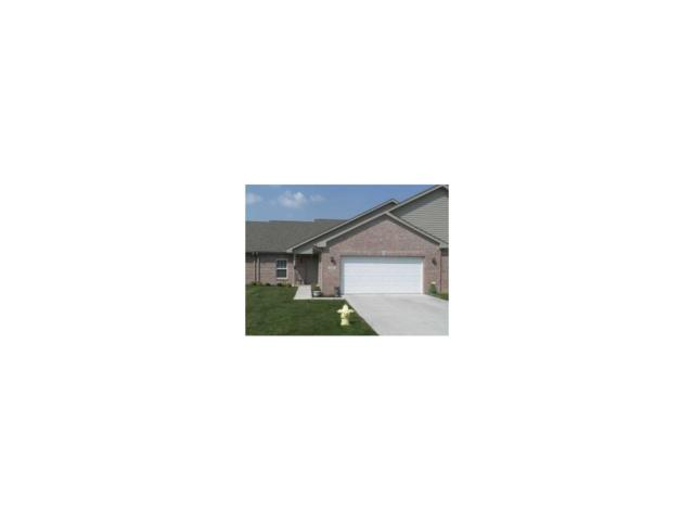 4217 Payne Drive 8-C, Plainfield, IN 46168 (MLS #21505566) :: The ORR Home Selling Team