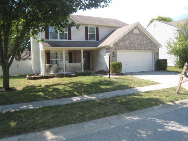 6414 Meadowfield Drive, Lawrence, IN 46235 (MLS #21505681) :: Indy Scene Real Estate Team